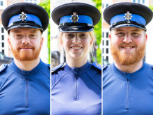 New PCSOs out on patrol are among the first apprentices nationally