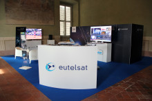 Eutelsat @ Lucca per il Forum Europeo Digitale 2015