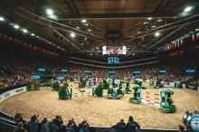 Magisk vecka på Gothenburg Horse Show
