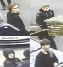 Police release CCTV of four people they'd like to speak to following assault