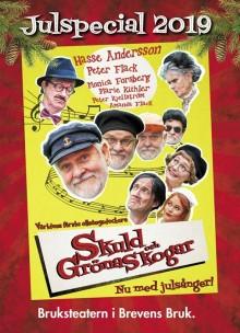 Årets Julspecial på Bruksteatern i Brevens!