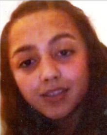 Missing: Sariah Salim