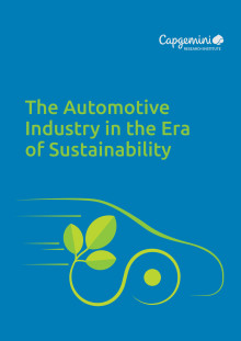 Sustainability in Automotive - report