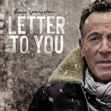 """Idag släpper Bruce Springsteen och the E Street Band """"Letter To You"""" – titelspåret från kommande albumet"""