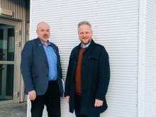 Jørn blir bilselger for M Nordvik i Bodø