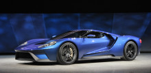 Ford viser krefter på Genève-utstillingen: Focus RS og Ford GT spiller hovedrollene