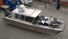 Sjöliv utökar flottan med fler aluminiumbåtar