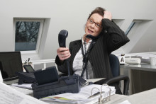 Stress: Wenn Dauerdruck krank macht