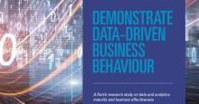 Focus op data groeikans voor 8 op de 10 Nederlandse organisaties