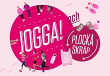 Plogga – plocka skräp och jogga med GreenhackGBG