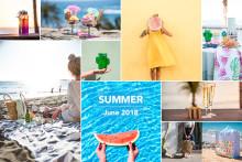 Lagerhaus välkomnar sommaren
