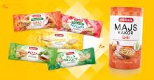 """Friggs favoriter i nya smaker och smarta """"snackpacks"""""""