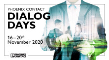 For 2. gang: Phoenix Contact Dialog Days - innovationer og teknologiske trends online