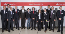 4. Santander Atrium-Dialog: Nachhaltigkeit und die  Mobilität der Zukunft
