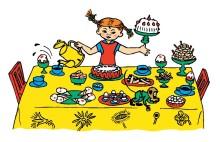 Pippi Langstrømpe og Redd barna i samarbeid for barn på flukt