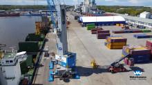 Mälarhamnar och Stockholms hamnar samarbetar för inlandssjöfart i Mälaren