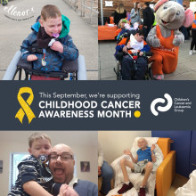 Childhood Cancer Awareness Month:  Bringing expertise from leading London hospitals direct to children's homes