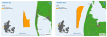 Vattenfall får tilladelse til at etablere Vesterhav Syd og Vesterhav Nord