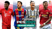 eFootball PES 2021 SEASON UPDATE DATA PACK 3.0 NOW AVAILABLE