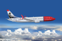 Norwegian Celebrates First Successful Year  Of Transatlantic 737 MAX Operation