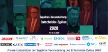 """HEUTE - Ergebnis-Veranstaltung 2020 im Zeichen des """"KHZG"""": Melden Sie sich für den digitalen Live Stream an!"""
