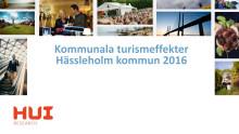 Kommunala turismeffekter i Hässleholms kommun 2016
