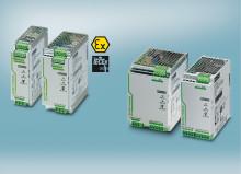 Dyplakeret strømforsyning til 100% fugtighed