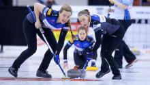 Curling: Nya svenska framgångar på Grand Slam-touren i Kanada