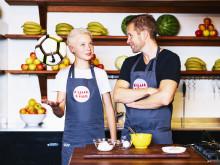 """Martin & Servera och Generation Pep inspirerar barn i årskurs 5-8 att äta och laga bättre """"mellis"""""""