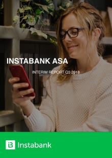 Instabank Q3 2018 Report