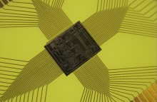 """COMMENT: How oversized atoms could help shrink """"lab-on-a-chip"""" devices"""