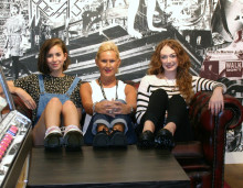 Northumbria students talent-spotted by Dr. Martens