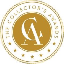 Nomineringarna klara till Antikbranschens pris The Collector's Award