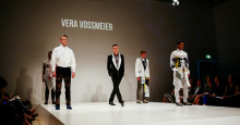 Northumbria's fashion students REVEAL collections in 60th anniversary catwalk show
