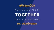 Panalpina newsroom has been integrated in DSV
