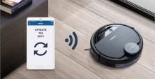 Fremtidssikret: Den nyeste generation af DEEBOTs er udstyret med OTA teknologi