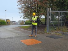 Announcing Fibrelite's New Generation Of Radio Frequency Friendly Manhole Covers – Designed For Remote Underground Monitoring