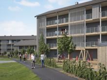 BoKlok planerar att bygga 38 bostadsrätter i Ulricehamn