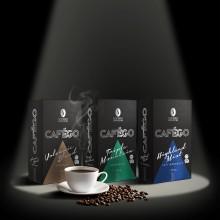Cafégo bidrar till vardagslyx med sitt mörkrostade kvalitetskaffe