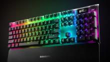 SteelSeries przedstawia mechaniczną klawiaturę z regulowanym punktem aktywacji przycisków
