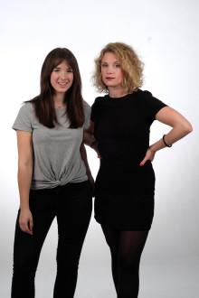 Tjejerna från podcasten Alla Våra Ligg är nu offentliga