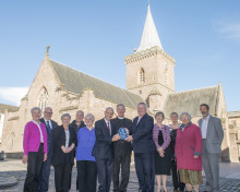 St John's four stars of Perth