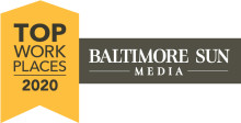 The Baltimore Sun Names Vectorworks, Inc. A Winner of The Baltimore Top Workplaces 2020 Award