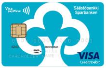 Säästöpankkien Visa-korttien myöntäjä vaihtuu
