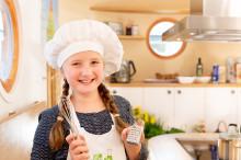 Der Kinder-Koch-Klub – Gemeinsam für einfach leckeres Essen. Ein Projekt von dmBio und Tischlein Deck Dich e.V.