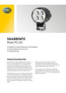 Snabbinfo Hella Modul 90 LED