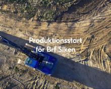 Brf Siken i Borsökna produktionsstartas efter försäljningssuccén – 15 av 23 bostäder är sålda