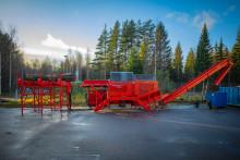 Hakki Pilke 55 PRO – den innovativa vedfabriken