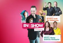 """Nu är det klart """"En Talk Talk Show"""" till Stockholm! Stefan Odelberg med gäster som Kristian Luuk, Per Andersson, Shirley Clamp, Andreas Granqvist m.fl."""