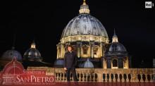 Eutelsat con Rai, Vaticano e Tivùsat per portare 'Stanotte a San Pietro' in Ultra HD nelle case degli Italiani